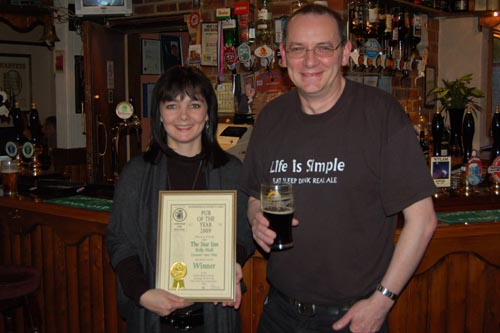 Pub of the Year 2009, Star, Folly Hall