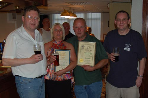 Spring Pub of the Season 2009, Lockwood & Salford Conservative Club